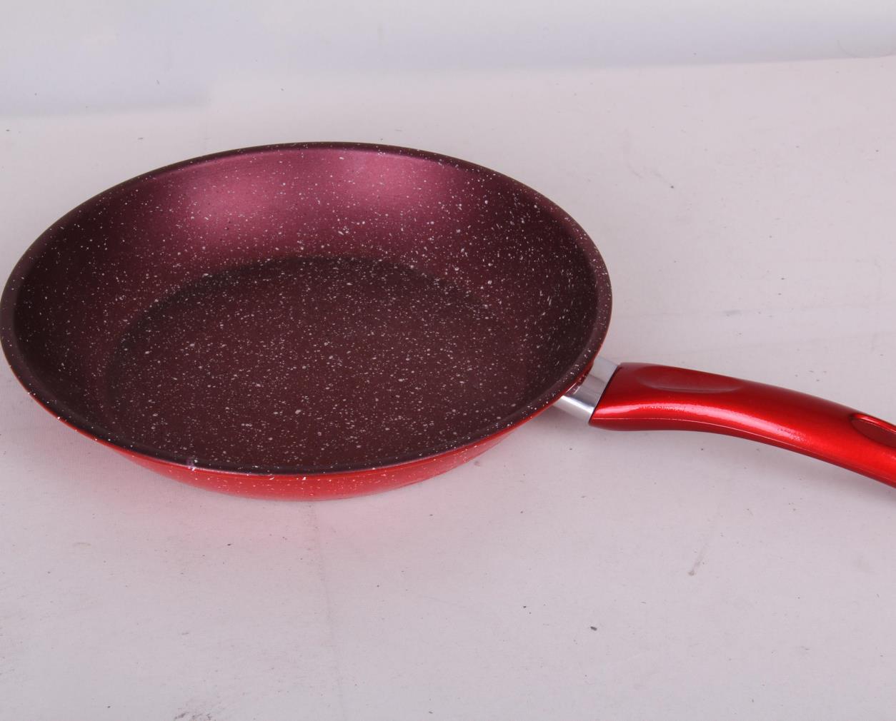 Kırmızı Granit Tava